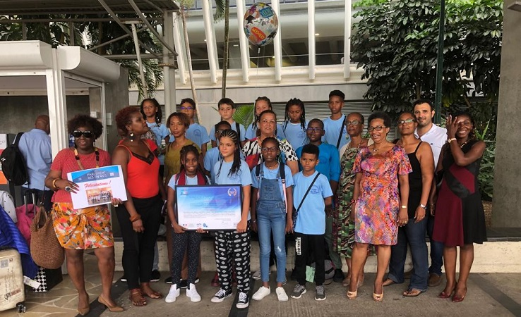 Les lauréats du Parlement des enfants sont de retour