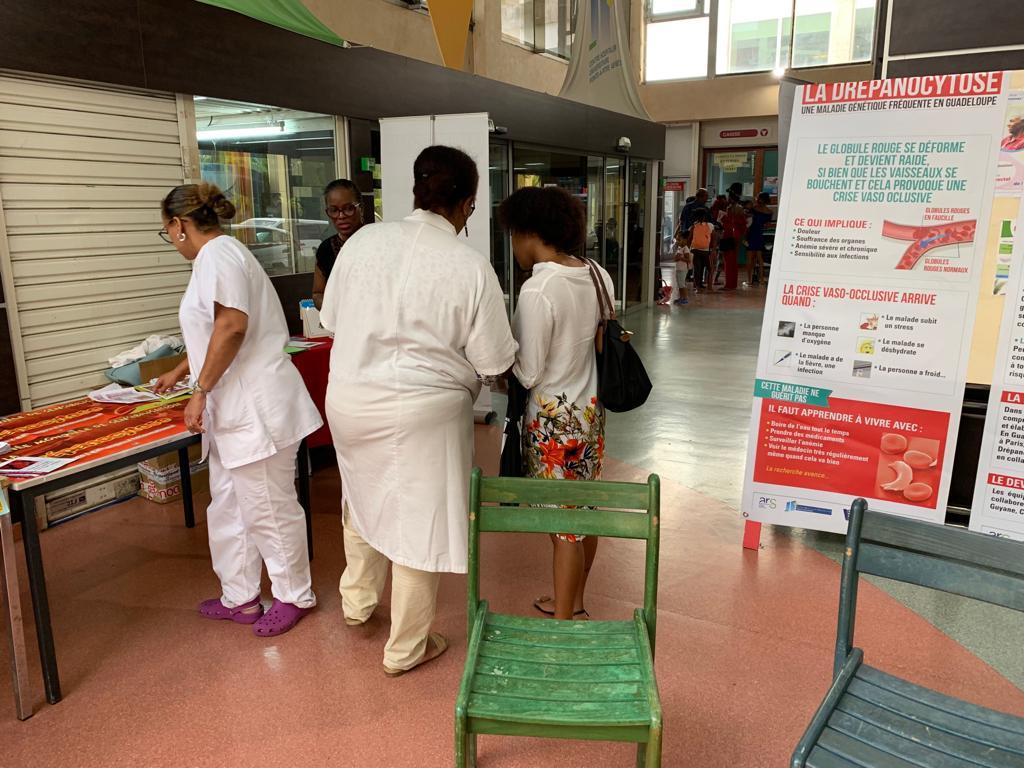 Drépanocytose : qui sont les personnes qui aident au quotidien ?