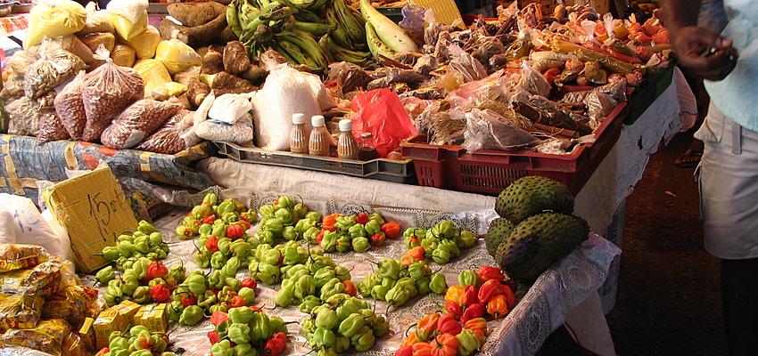 Le Marché Régional à Basse-Terre