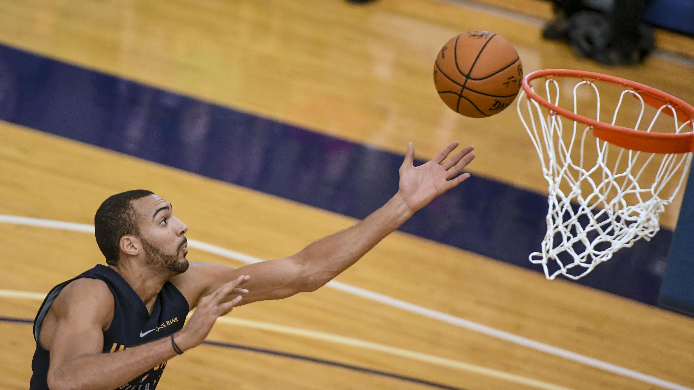 Rudy Gobert est de nouveau le meilleur défenseur de NBA