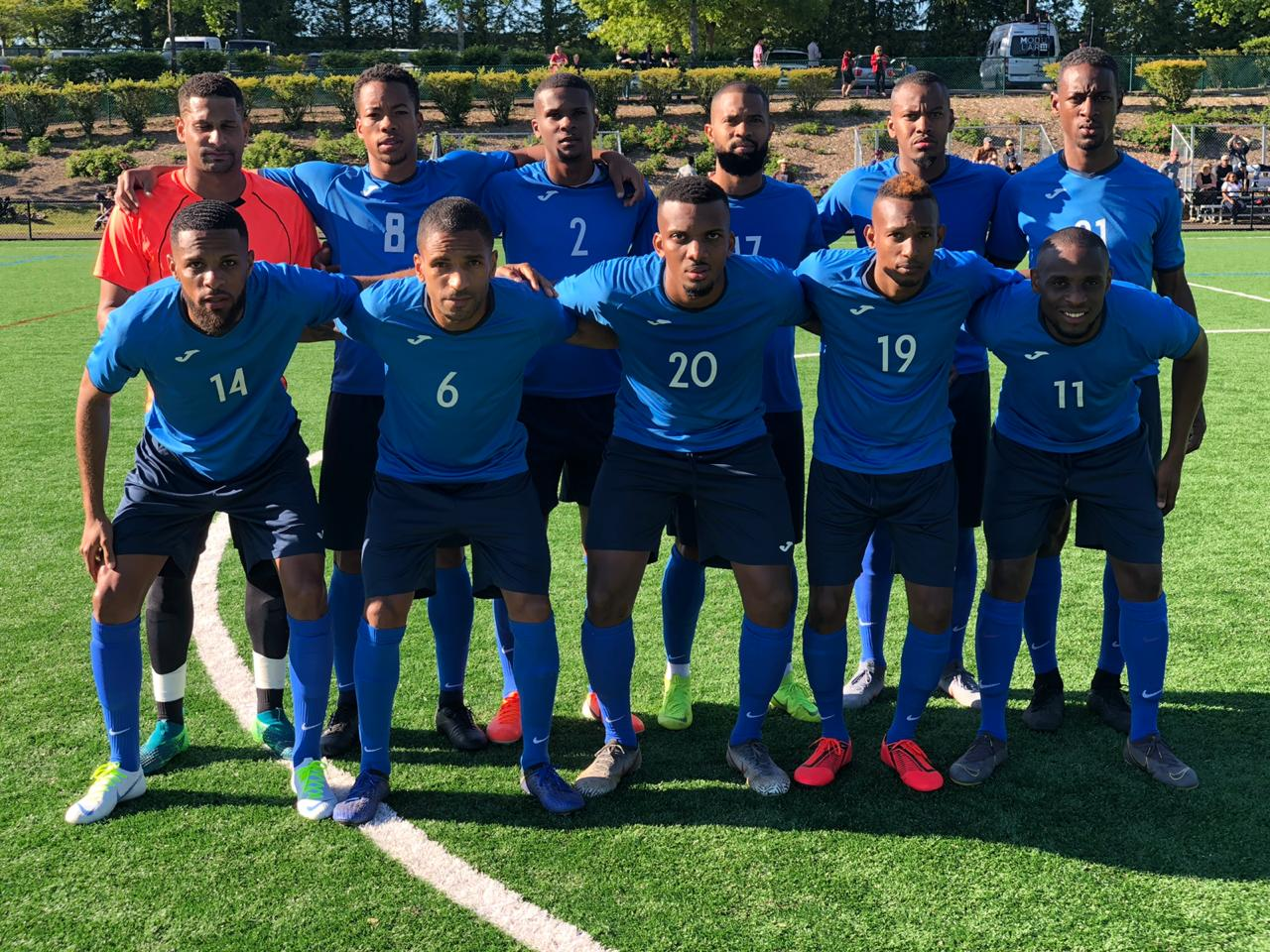 La Martinique est tête de série du chapeau numéro 3 dans le nouveau format de la Gold Cup