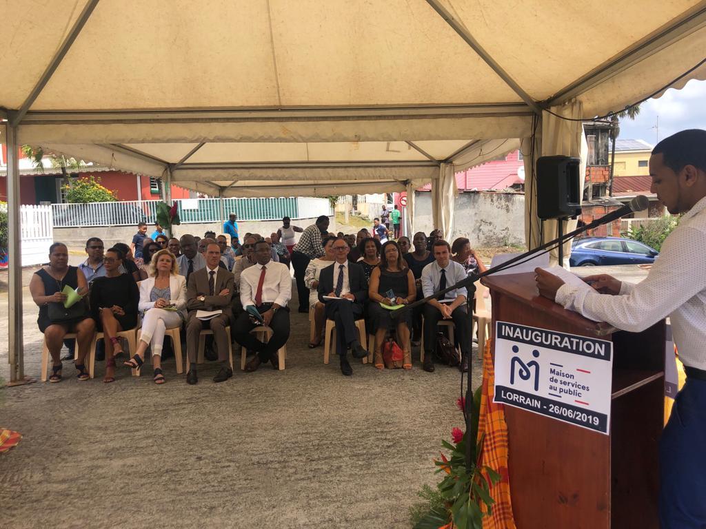 Une maison de service public a ouvert ses portes au Lorrain