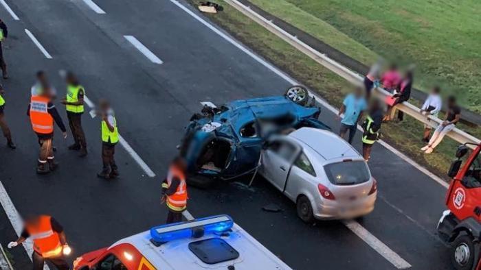Accident à Carrère : une deuxième personne perd la vie