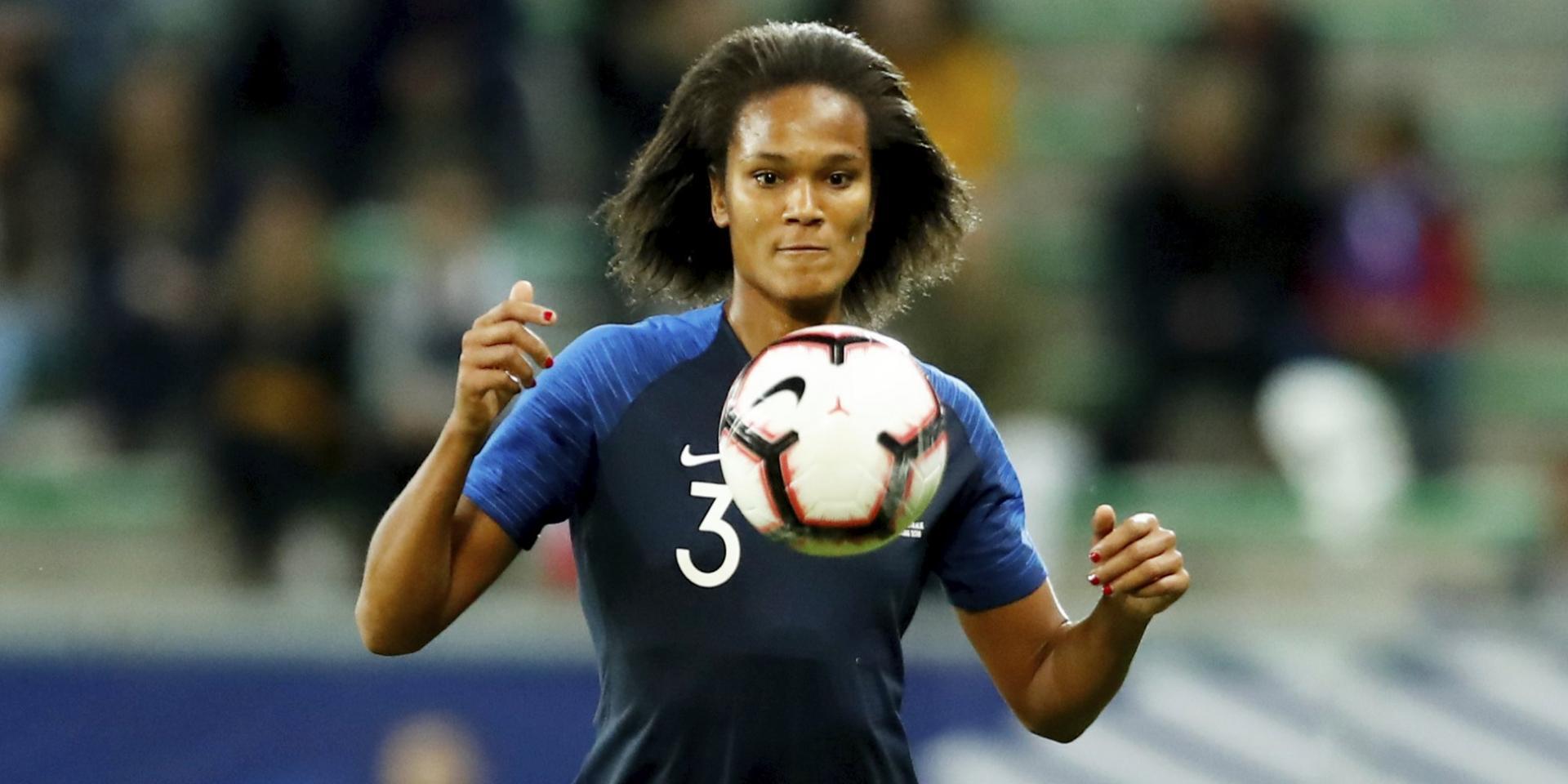 Défaite des Bleues face aux Américaines en 1/4 de finale du mondial 2019