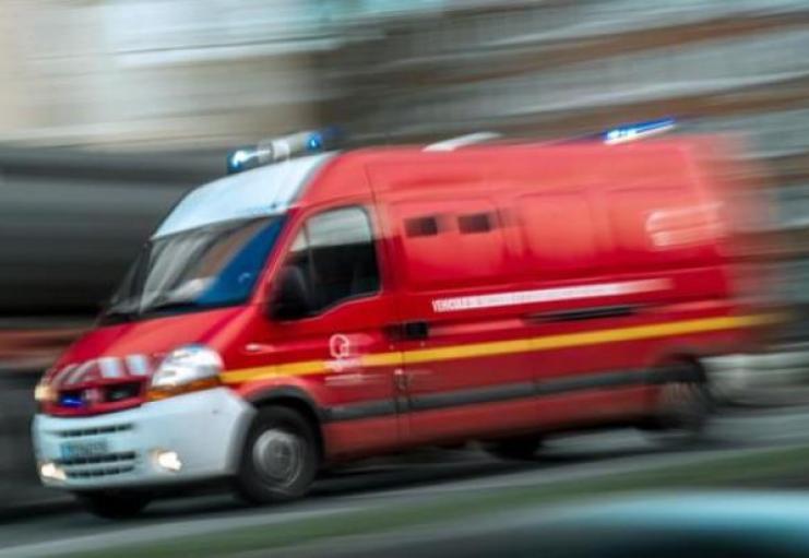 Une collision entre une voiture et un deux-roues fait un blessé au Lamentin