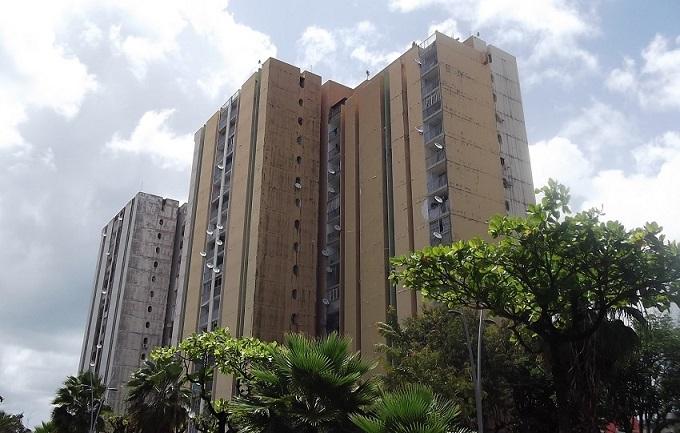 Retrouvée inconsciente à la tour Faidherbe : un suspect écroué