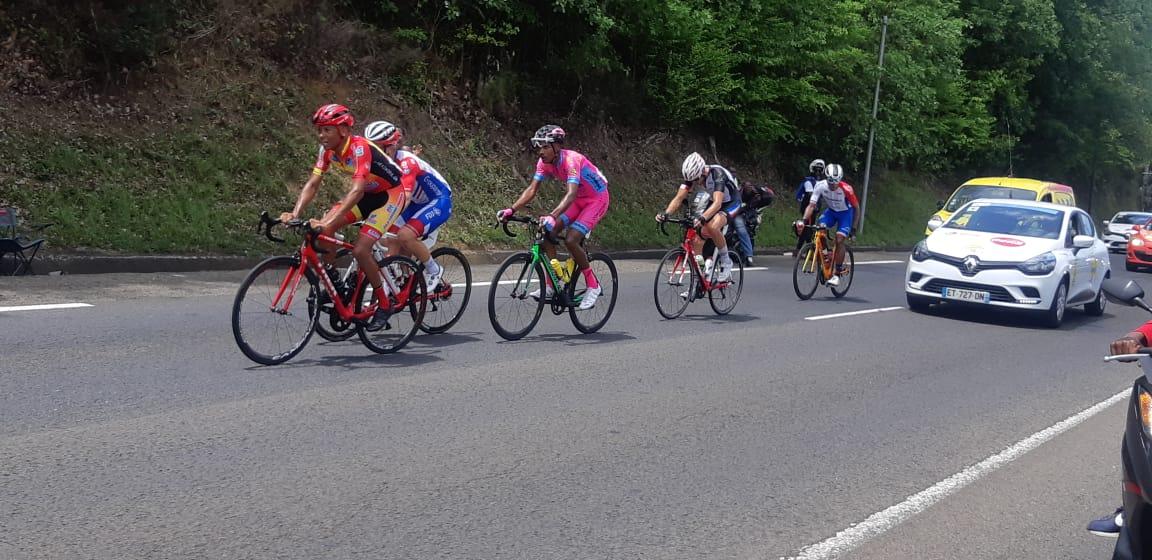 Quentin Vanoverschelde remporte la 1ère étape du Tour Cycliste de Martinique 2019