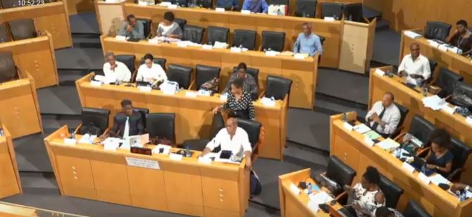 CTM : 15 élus de la majorité défendent la position d'Alfred Marie-Jeanne dans le dossier Séguineau