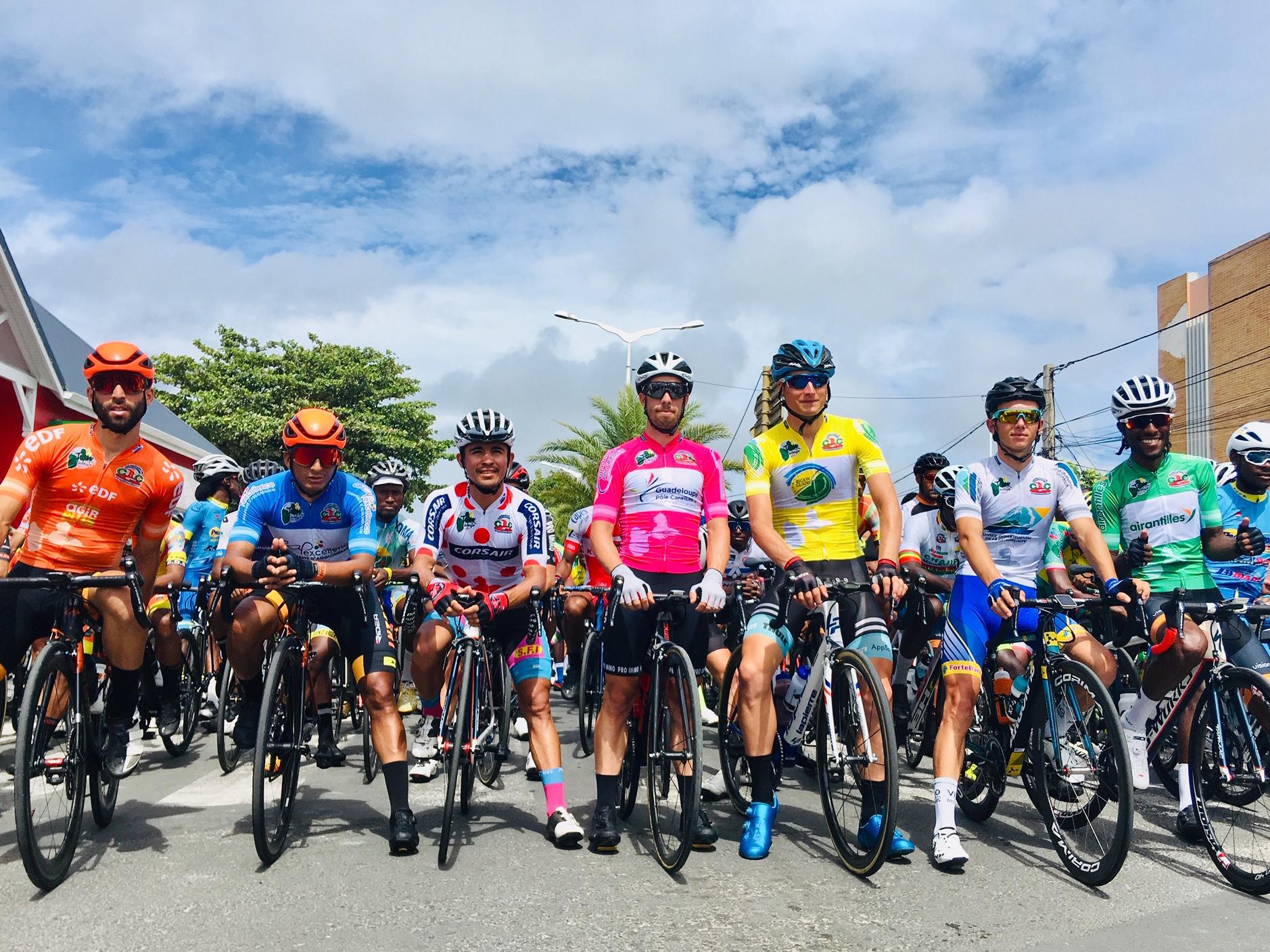Revivez tous les moments forts du Tour de la Guadeloupe 2019