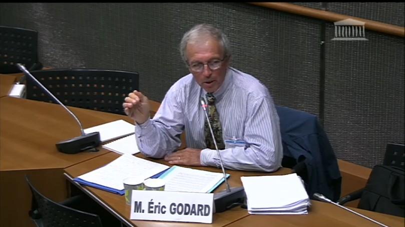 Commission parlementaire chlordécone : audition d'un ancien cadre de l'ARS Martinique