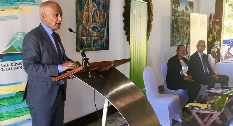 """Des conventions """"sur-mesure"""" pour les collèges de Guadeloupe"""