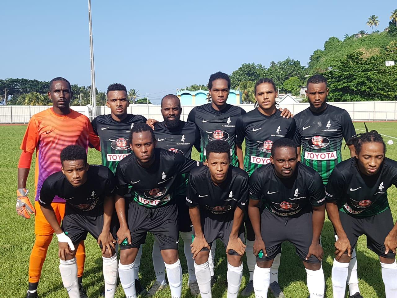 Concacaf 2020 : le Club Franciscain connait ses adversaires