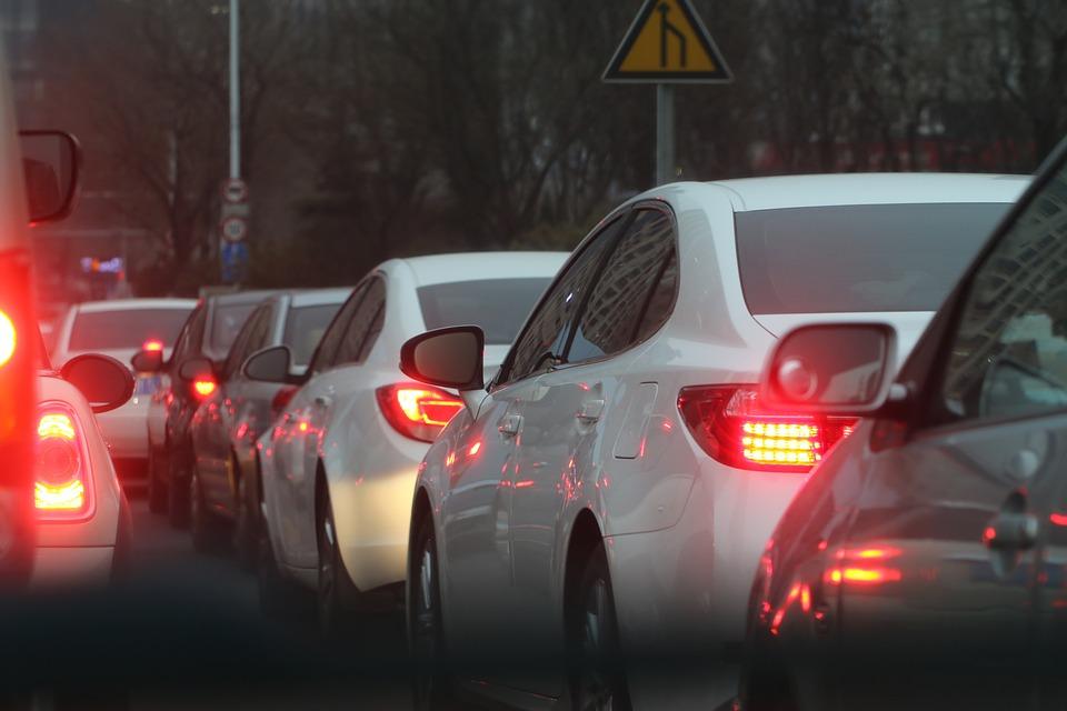 Un accident de la route provoque un important bouchon à Capesterre Belle-Eau