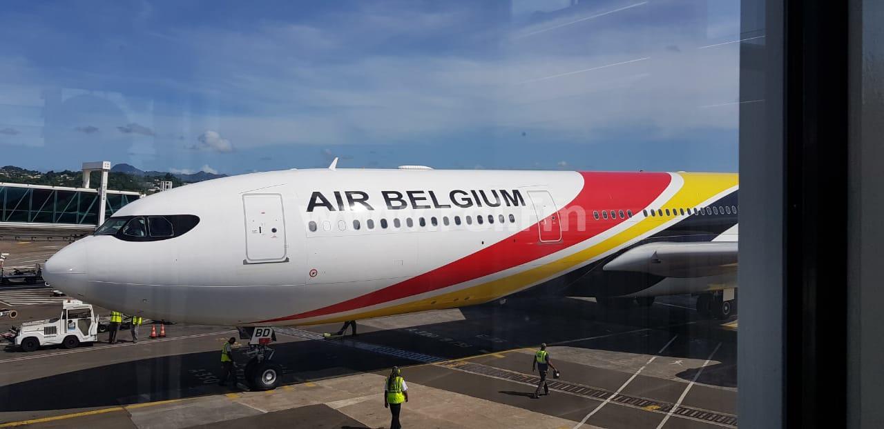 Air Belgium : pas de vols vers les Antilles avant le 20 avril