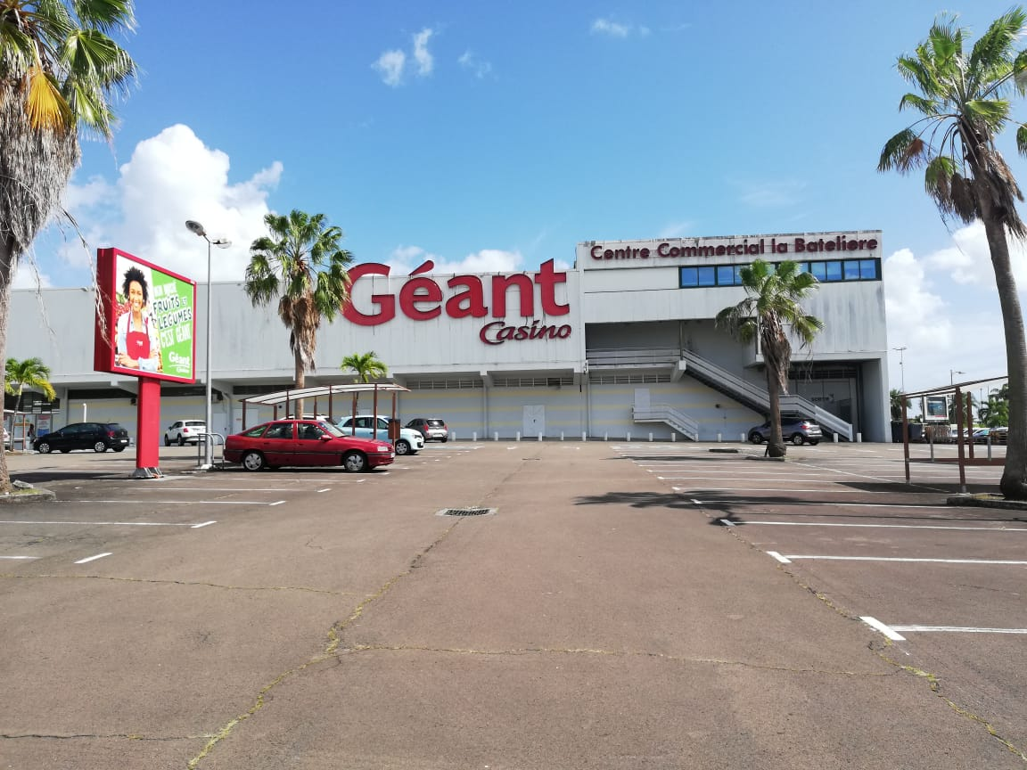 La reprise du supermarché Géant Batelière toujours incertaine