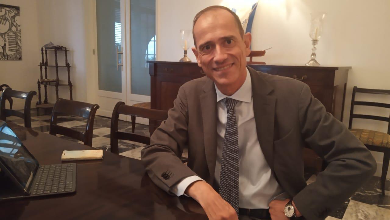 Franck Robine bientôt préfet de la région Corse ?