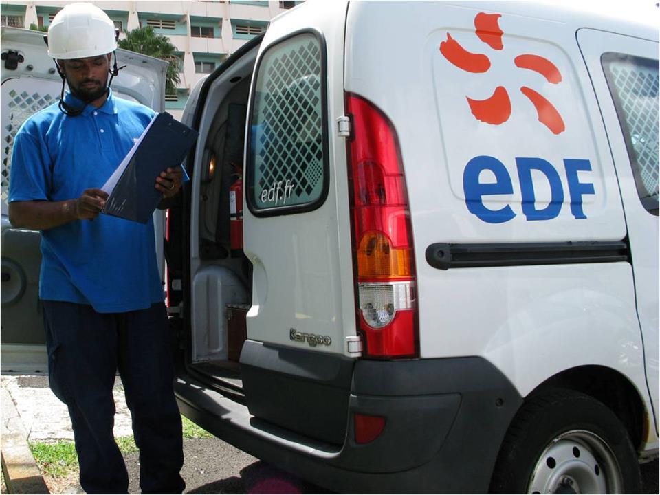 EDF rouvre l'accueil téléphonique de l'agence de Fort-de-France