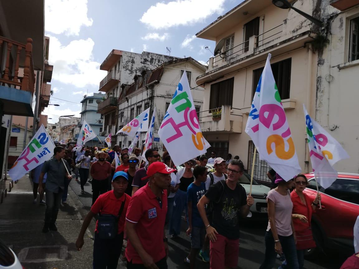 Etablissements scolaires bloqués : l'intersyndicale a rencontré plusieurs élus