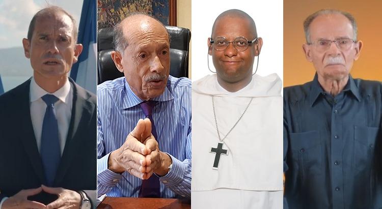 Les personnalités officielles adressent leurs vœux aux Martiniquais pour l'année 2020