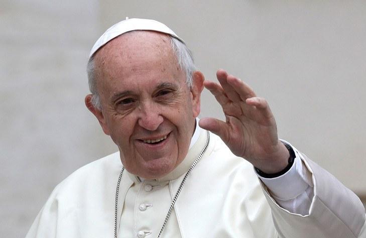 Messe de Noël : l'amour inconditionnel du pape François