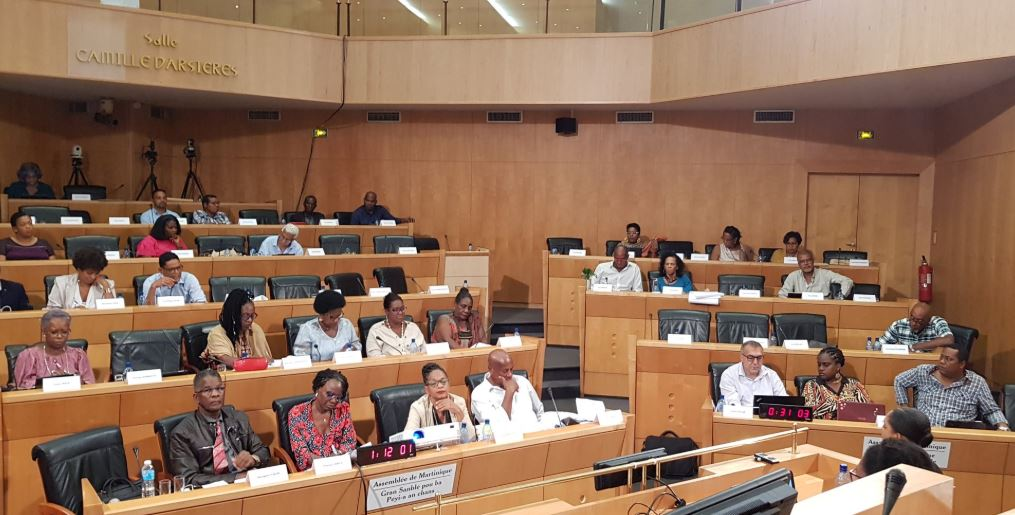 CTM : une plénière et 71 dossiers