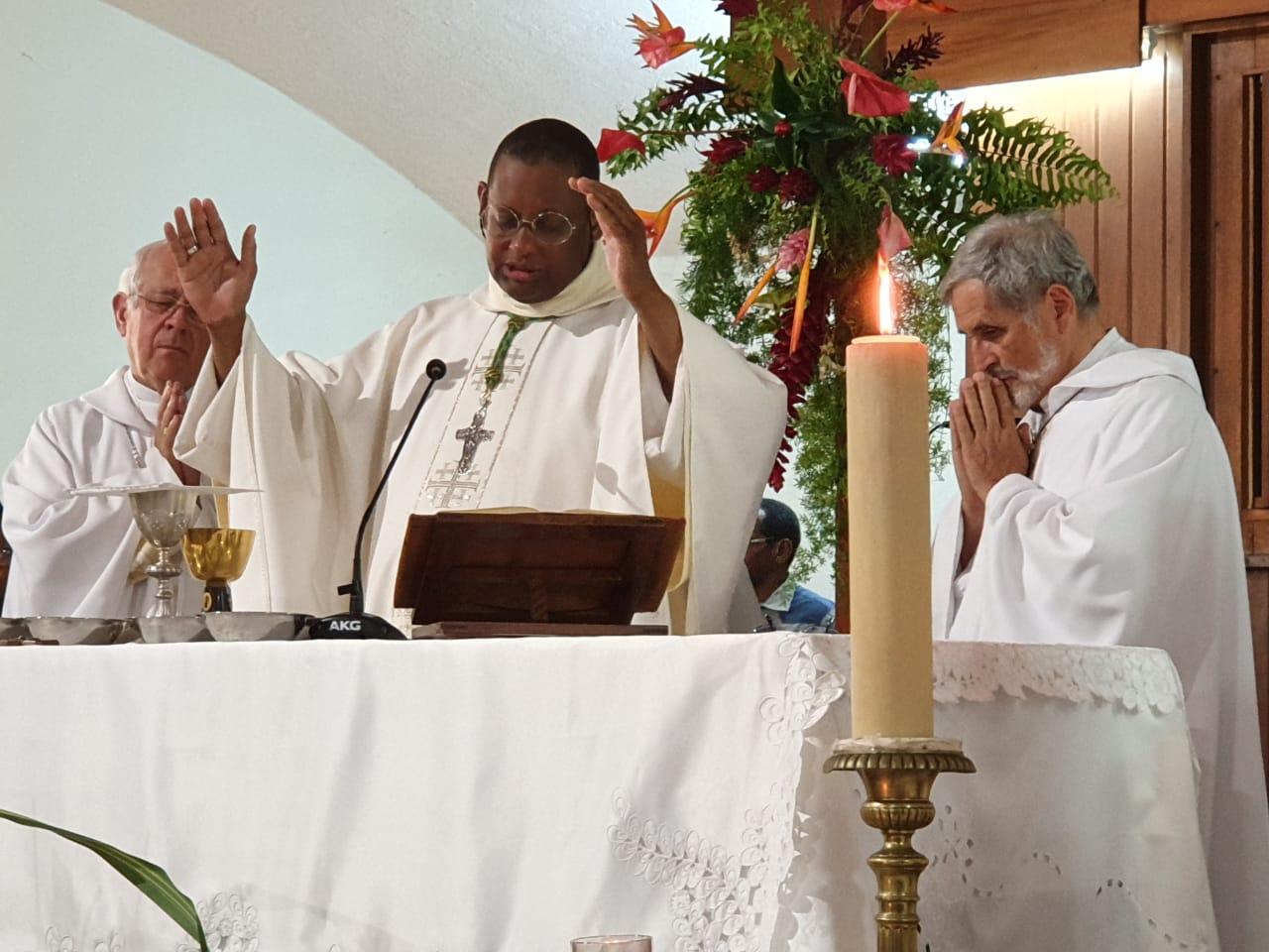 Les ecclésiastiques des Antilles-Guyane réunis en Guadeloupe