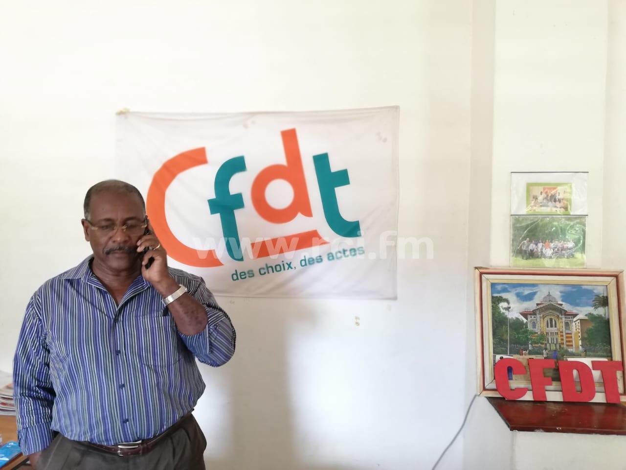 La CFDT Martinique n'appelle pas à la grève du jeudi 9 janvier
