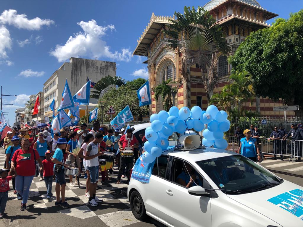 Réforme des retraites : la mobilisation reste forte en Martinique