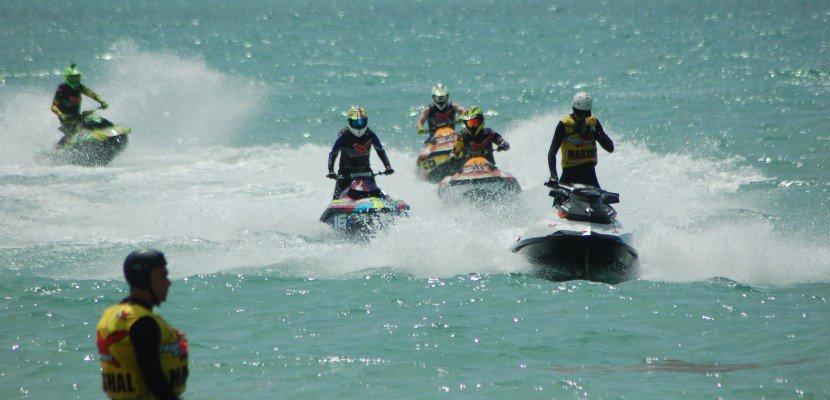 """La """"MG Race"""" nouvelle compétition de Jet-skis"""