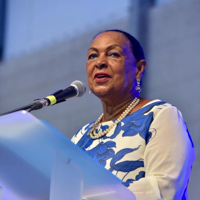 Josette Borel Lincertin veut répondre aux inquiétudes des guadeloupéens