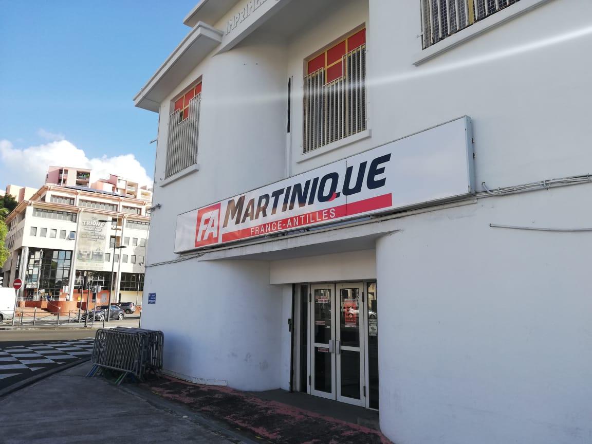 Le tribunal prononce la reprise de l'activité de France-Antilles