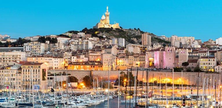 Un réseau structuré de drogues entre la Guadeloupe et Marseille
