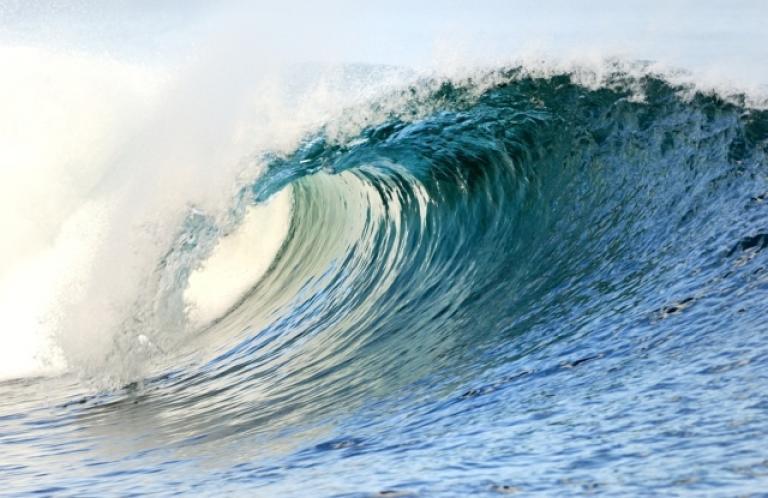 La Guadeloupe toujours en vigilance orange pour mer dangereuse