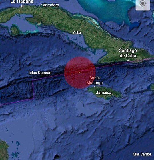 La Martinique n'est pas concernée par l'alerte au tsunami