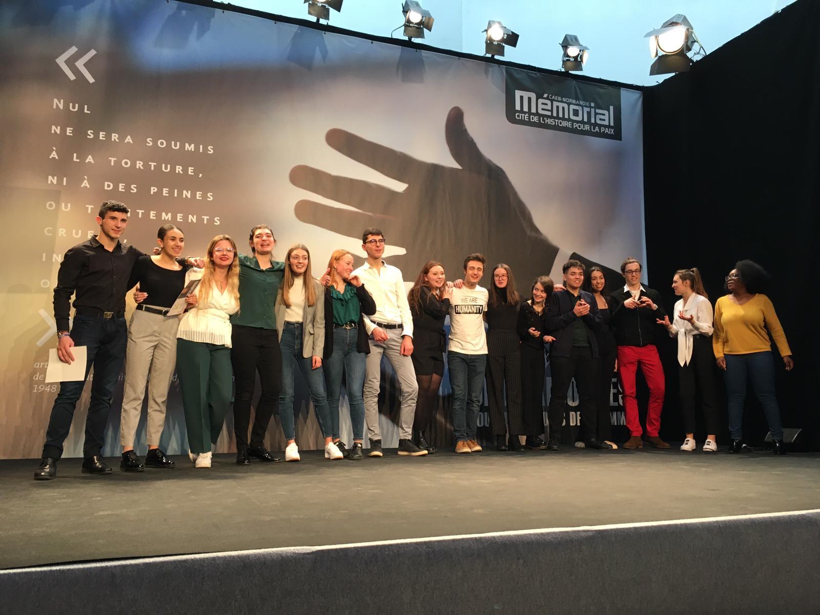 Une guadeloupéenne obtient le 2ème prix au concours d'éloquence de Caen