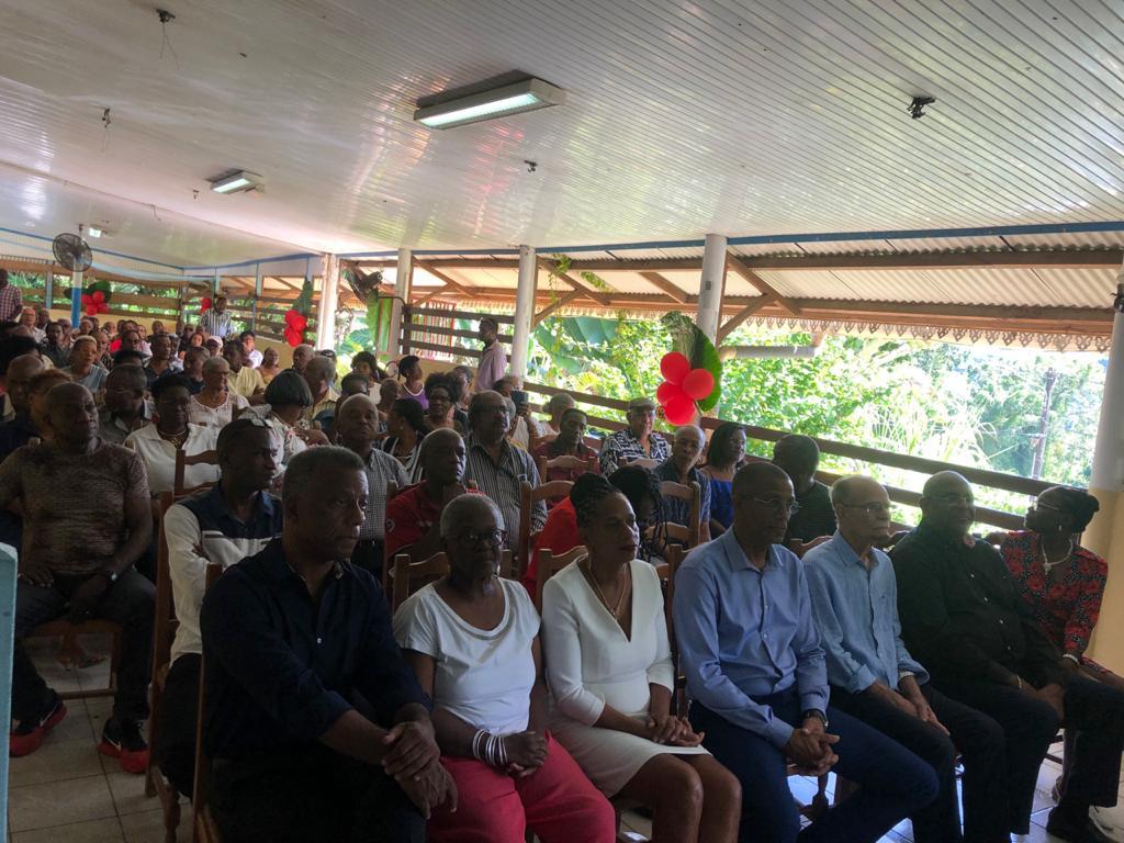Municipales 2020 : Lionel Desroses montre ses soutiens à Sainte-Marie