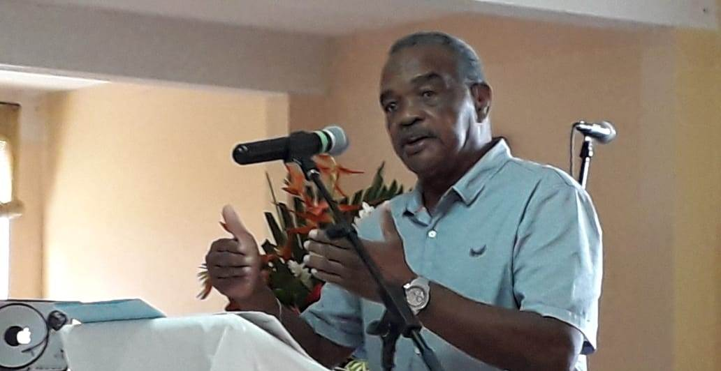Municipales 2020 : Simon Morin part en campagne à Saint-Joseph