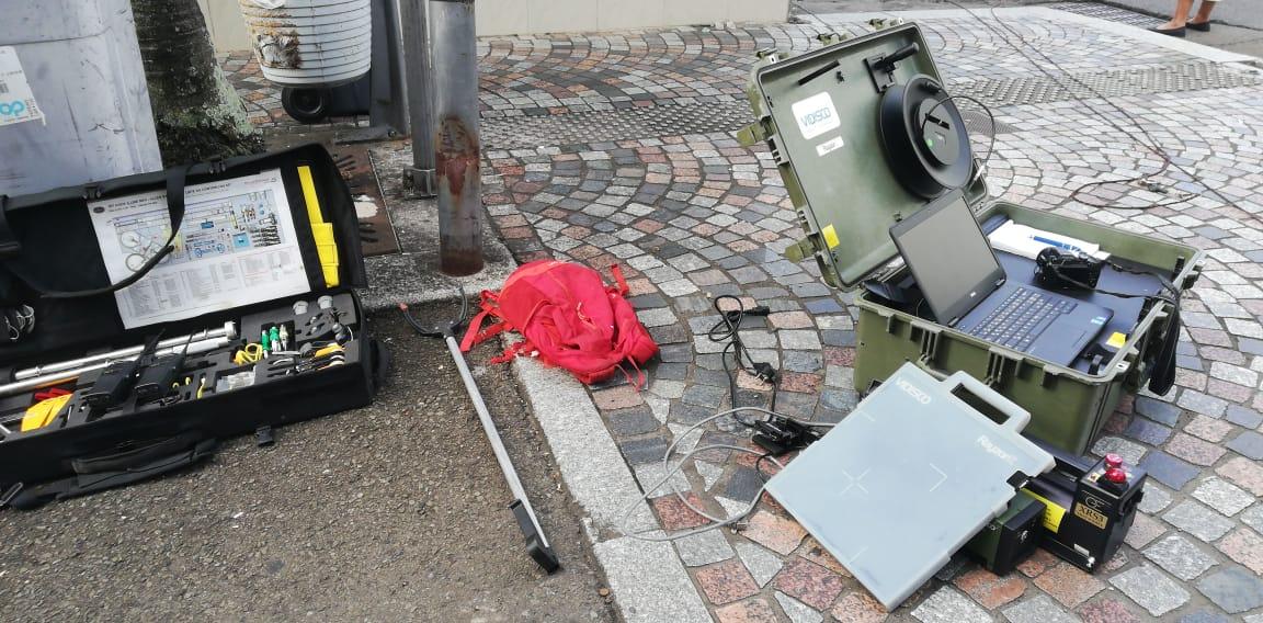 Un sac suspect déposé près de la Préfecture