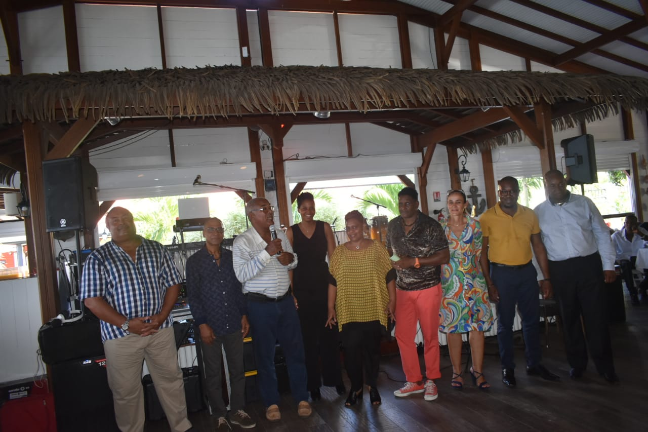 Municipales 2020 : Athanase Jeanne-Rose ne sera plus maire de Saint-Joseph en mars 2020