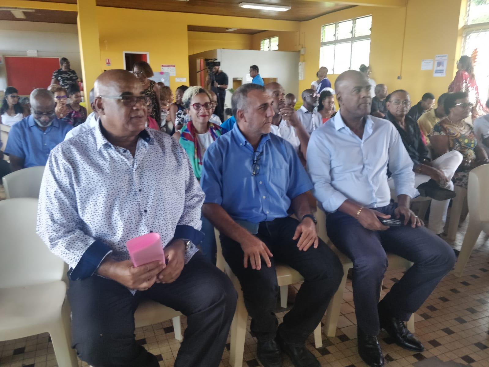 Municipales 2020 : Emmanuel Granier a tenu son premier meeting de campagne en 2020