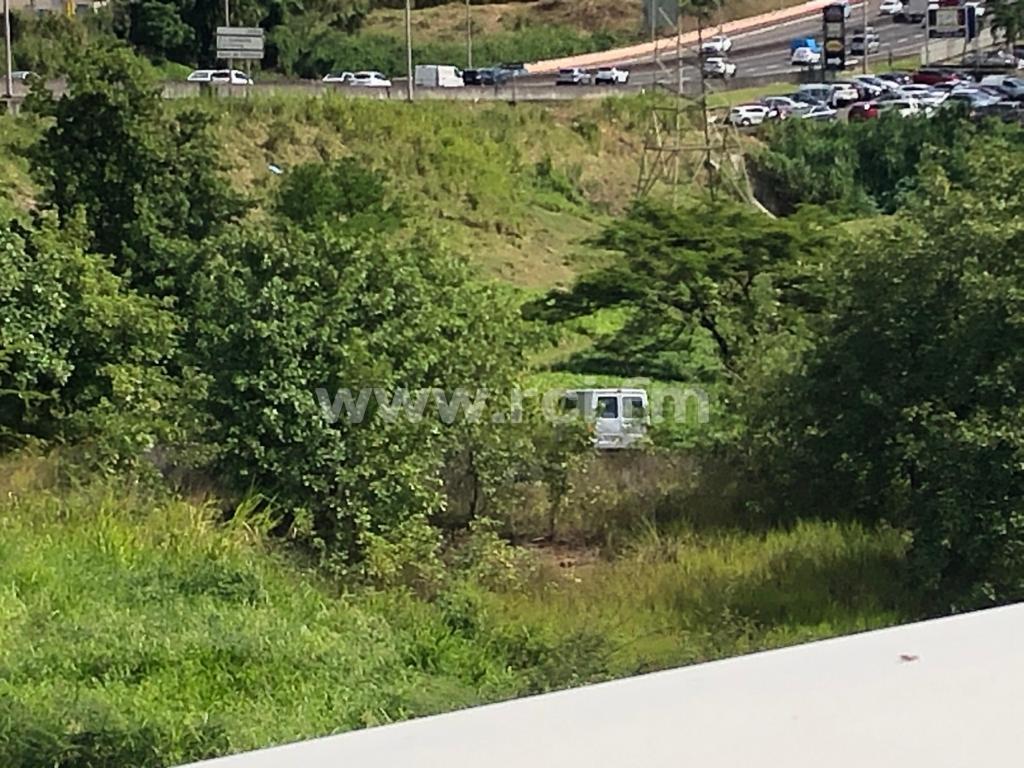 Le corps retrouvé à la ZAC de Rivière Roche était peut-être là depuis plusieurs jours