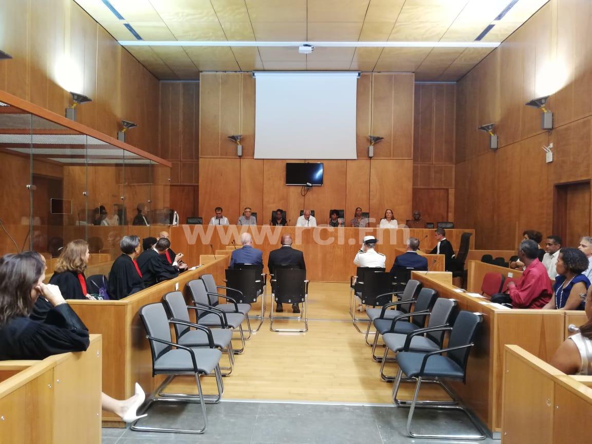 Le nouveau tribunal judiciaire fait sa rentrée