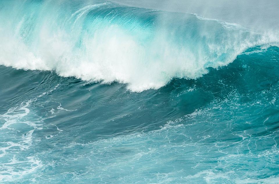 La Guadeloupe placée en vigilance jaune pour  mer dangereuse  et vents violents
