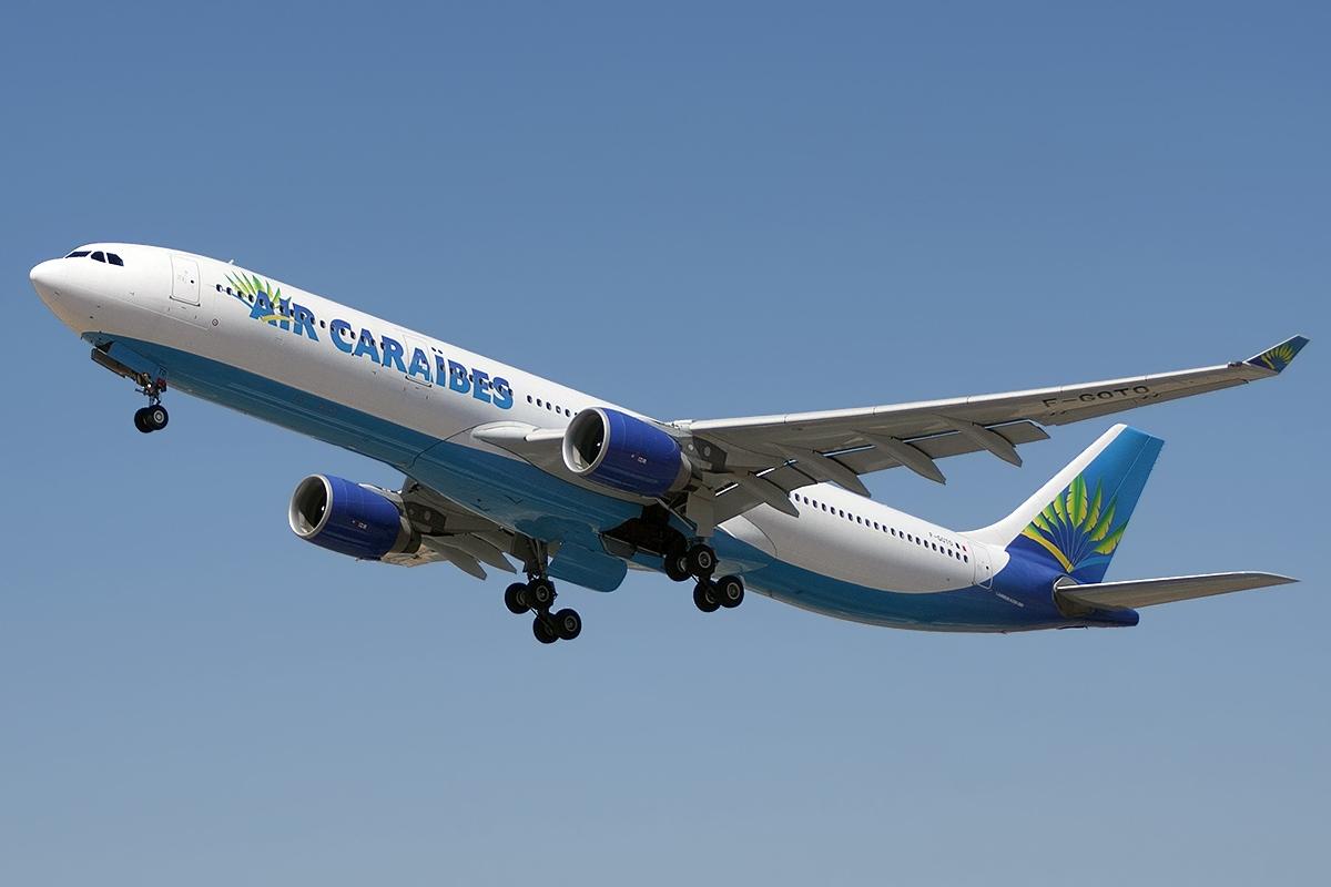 Air Caraïbes réclame des aides de l'Etat pour être à égalité avec ses concurrentes