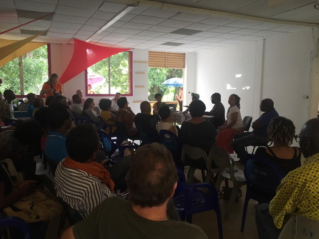 Zéro Chlordécone : une conférence récapitulative du travail mené depuis plusieurs mois par ses militants