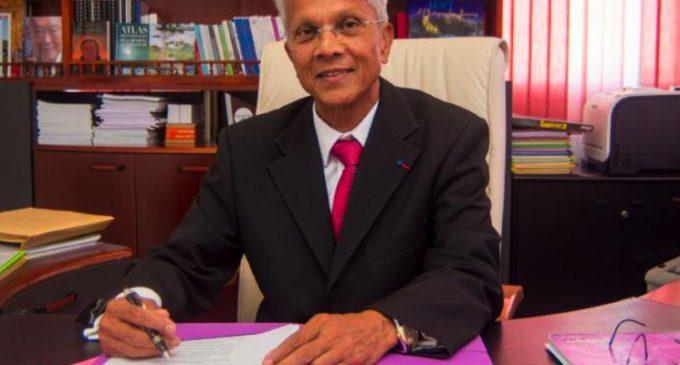 Polémique à l'Université des Antilles : Eustase Janky s'exprime