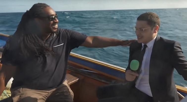La vidéo d'un humoriste en Guadeloupe divise la toile