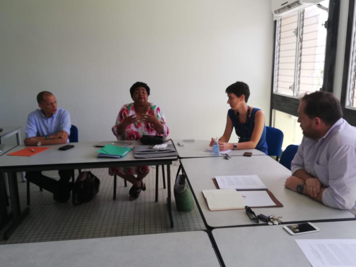 Un climat loin d'être apaisé au sein de l'Université des Antilles