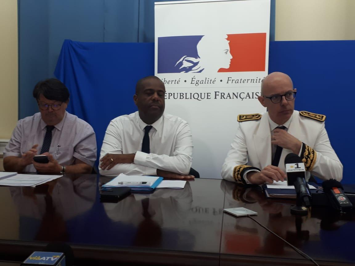 Coronavirus : les mesures nationales de fermeture des commerces non essentiels s'appliquent en Martinique
