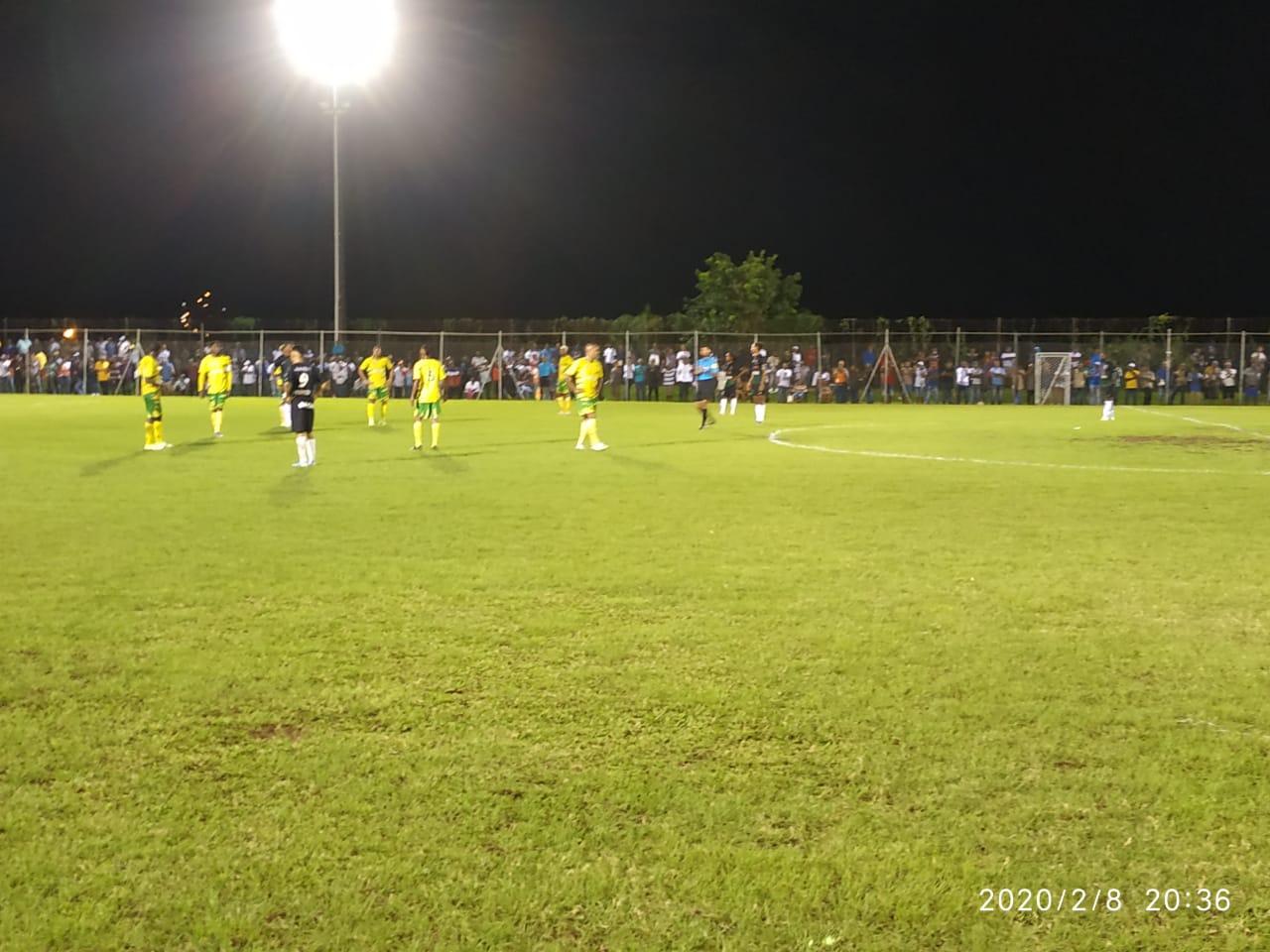 Football : la Samaritaine en tête à mi parcours